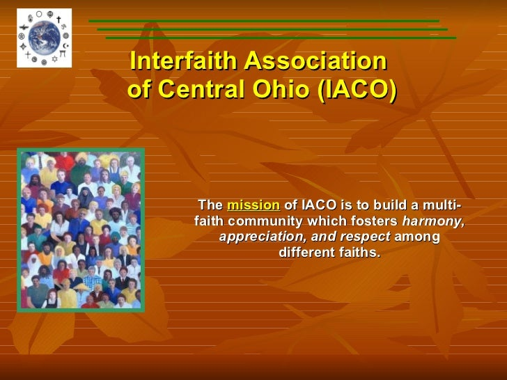 IACO presentation