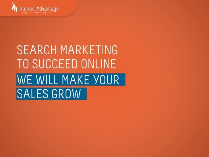 Internet Advantage Corporate Presentation