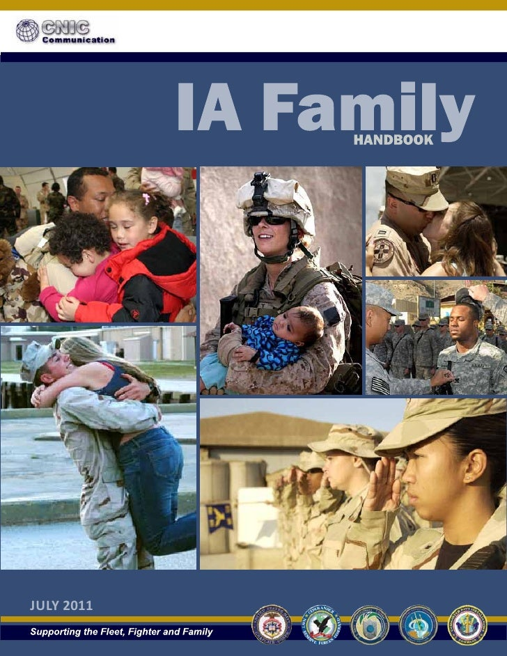 IA Family Handbook UPDATED July 2011