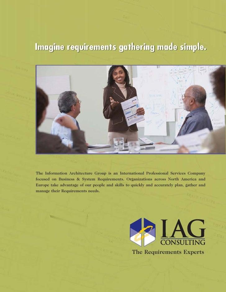 IAG Brochure v2008