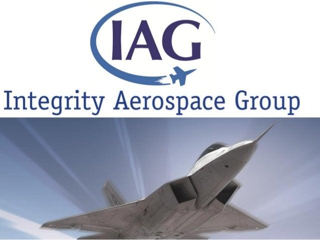 Integrity Aerospace Group, Inc.