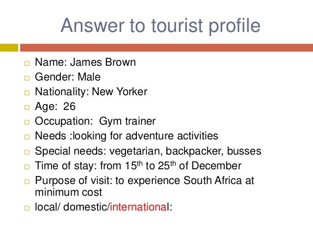 What is leisure and tourism