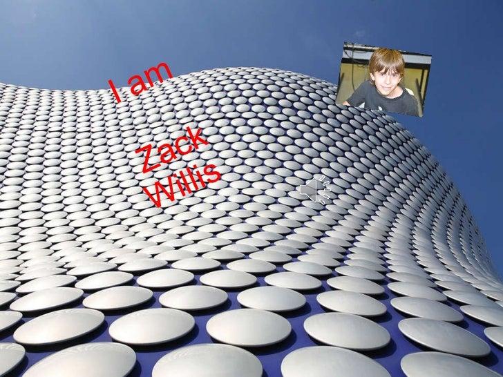 I am poem zack