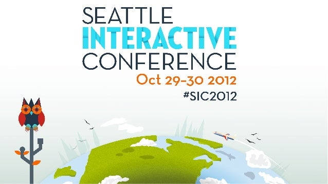 Ian lurie - Predicting Search and Social - SIC2012