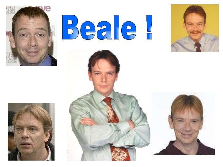 Ian beale finished deal