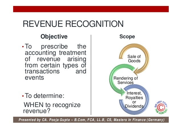 revenue recognition Seamlessly comply with new regulations for revenue recognition and accounting - with sap software.