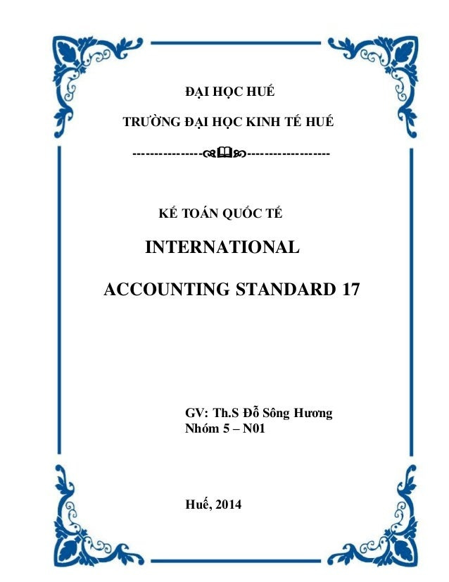 accounting standard 17 3 hong kong accounting standard 17 leases objective 1 the objective of this standard is to prescribe, for lessees and lessors, the appropriate.
