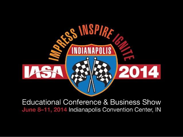 IASA2014 Session Slides - Building Your Brand Via Social Media