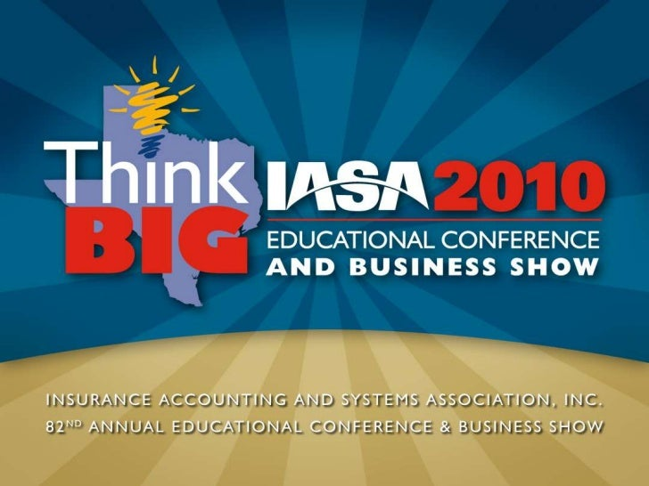 IASA 2010 - Enhancing the Agent Experience