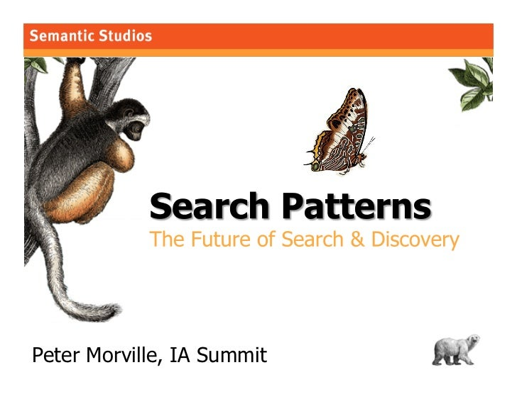 The Future of Search & Discovery