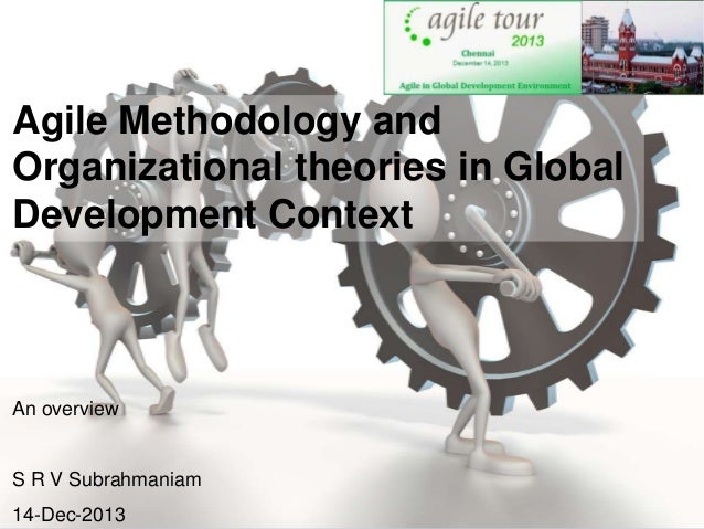 Agile Transformation - Taking cue from Organizational theories