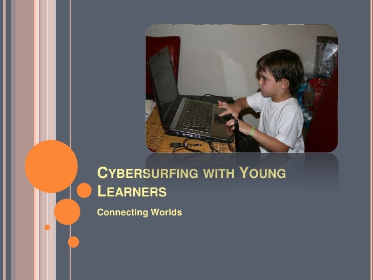 CYBERSURFING WITH YOUNG LEARNERS Connecting Worlds