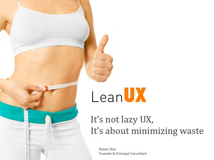 iAxil Lunch Talk - Lean UX