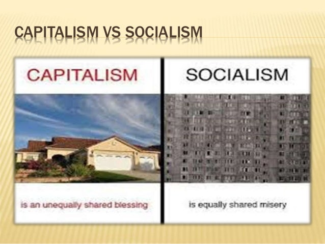 The Differences between Communism and Capitalism