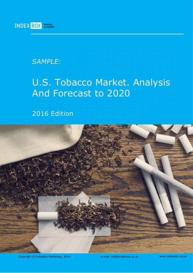 "tobacco industry analysis The tobacco industry involves companies that sell and produce tobacco products all around the world tobacco products include cigarette, cigar, pipe, and chewing tobacco tobacco smoking is ""the single largest cause of preventable death and disease in our community"" (tobacco 2006) with a."