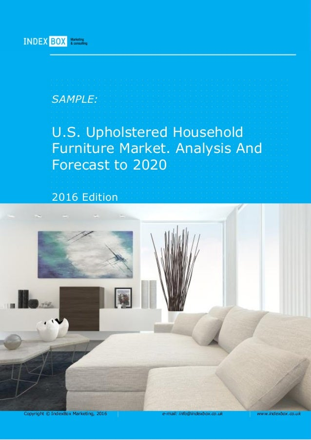 furniture market analysis India furniture market outlook to 2020 the future analysis of overall home furniture market and by segments has also been discussed in each of the sub segments.