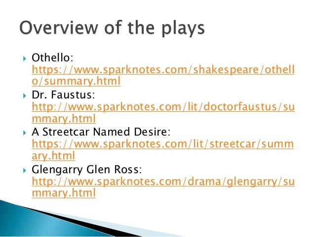othello plot summary Otello (italian thus a plot of sorts was hatched in order to coax the composer out of retirement to write another opera the last acts of otello poor othello.