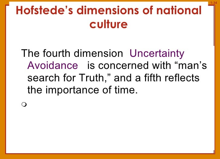 the dimensions of culture chapter 3 Chapter 3 e's influence on perceptioncultur 59 t his chapter is about the effect of culture on our perception of the world external to our  minds.