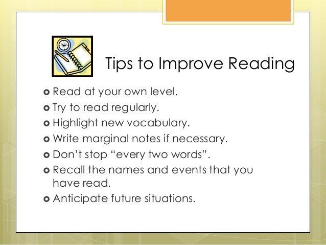 ENGLISH THROUGH READING