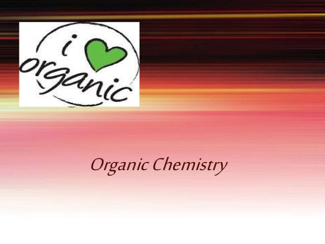 Ibdp organic introduction