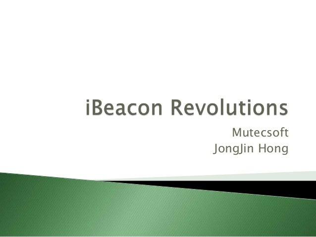 I beacon revolutions