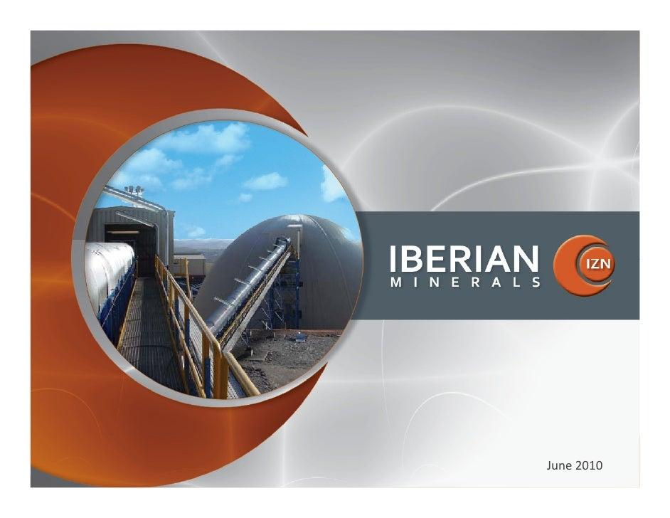 Iberian june 2010