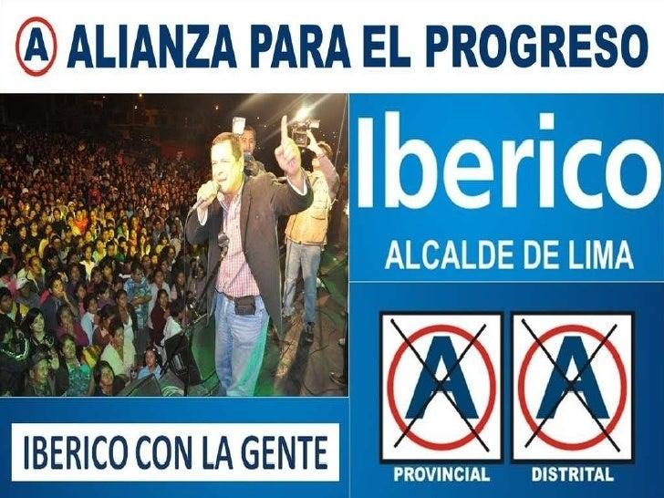 Iberico con la gente