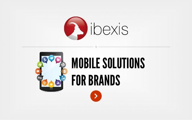 Ibexis Studios credential, mobile apps, apps, mobile application development, mobile marketing