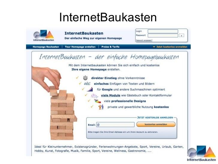 InternetBaukasten