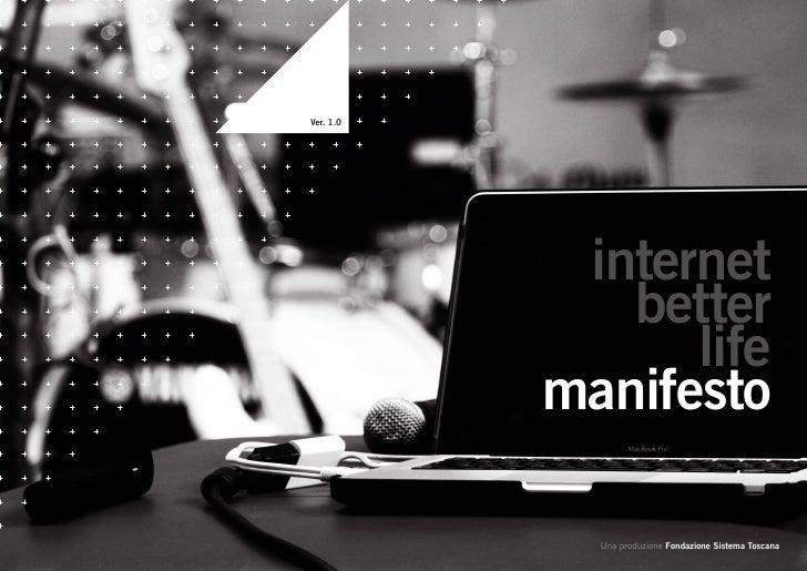 Internet Better Life MANIFESTO ebook