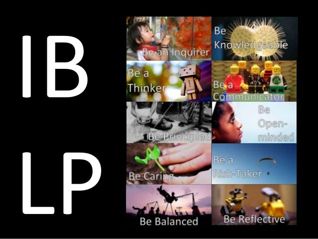 Image CreditsIB Learner Attribute   Image CreditsInquirers              Some rights reserved by James PenstoneKnowledgeabl...