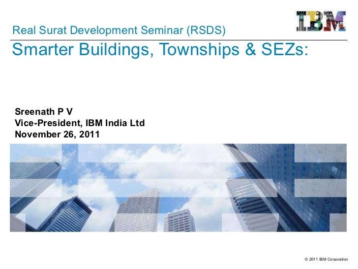 Smart Building - IBM