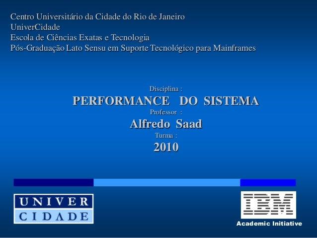 Centro Universitário da Cidade do Rio de Janeiro UniverCidade Escola de Ciências Exatas e Tecnologia Pós-Graduação Lato Se...