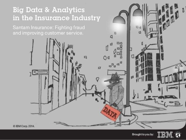 IBM Big Data & Analytics in the Insurance Industry: Santam Insurance