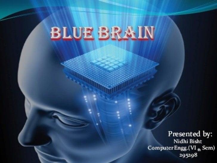 Blue Brain-Nidhi Bisht