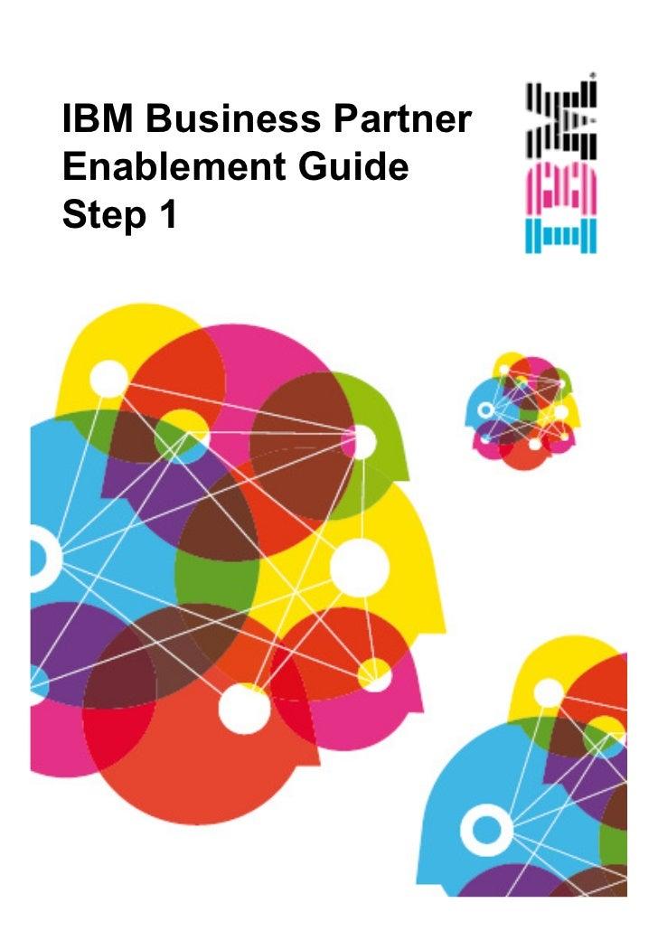 Ibm bp enablement guide step 1
