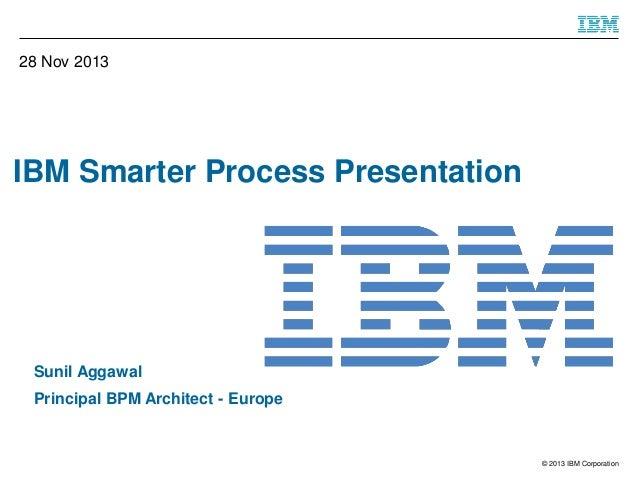 IBM BPM & ODM