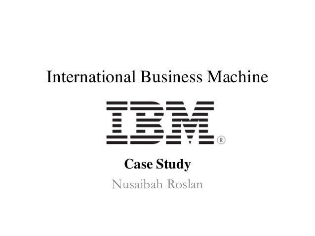 ibm sap case studies Ibm and sap case studies ibm and sap sopharma trading sparks continued growth across the business overview search published on 27-mar-2017.