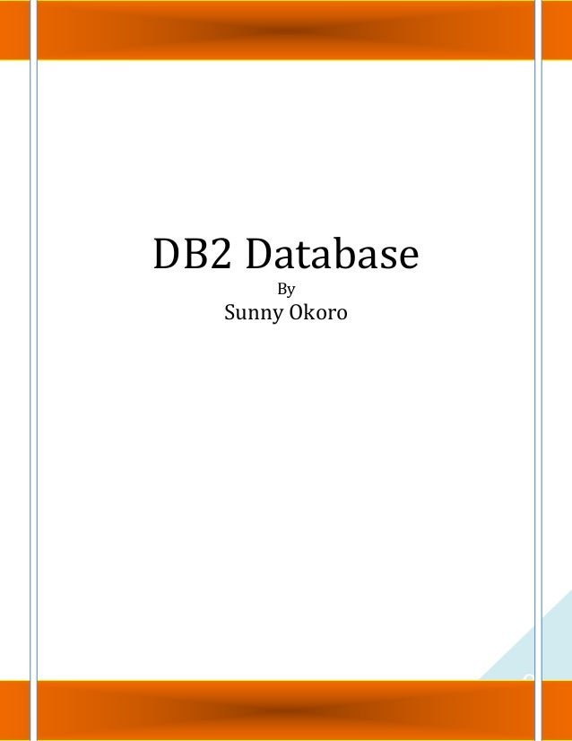 IBM DB2 10