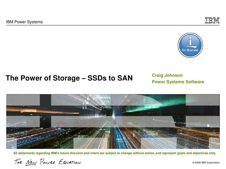 Power of Storage FREE Webinar