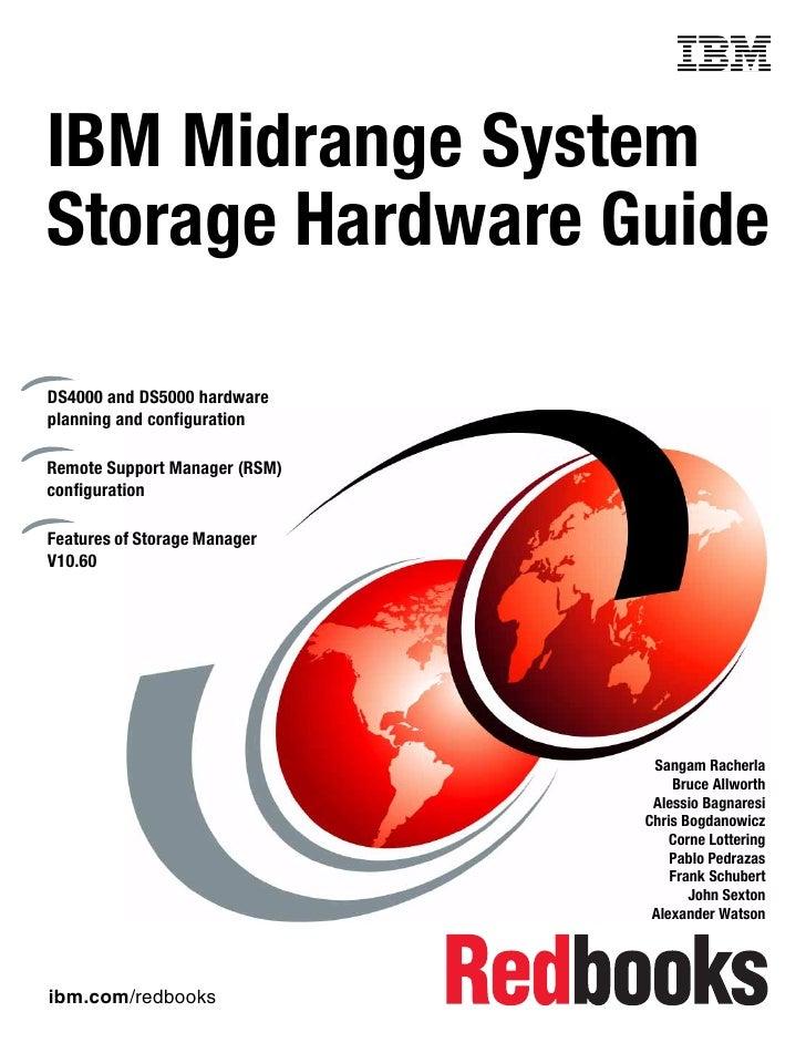 Ibm midrange system storage hardware guide sg247676