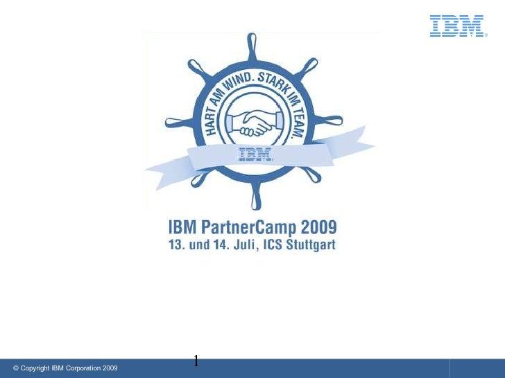 """IBM Partnercamp 2009 - Social Media Präsentation: Zwitschern, bloggen, """"YouTuben"""", Poken - Mit Web 2.0 Marketing in die Presse und zum Kunden"""