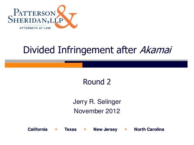 Ibm presentation jerry selinger