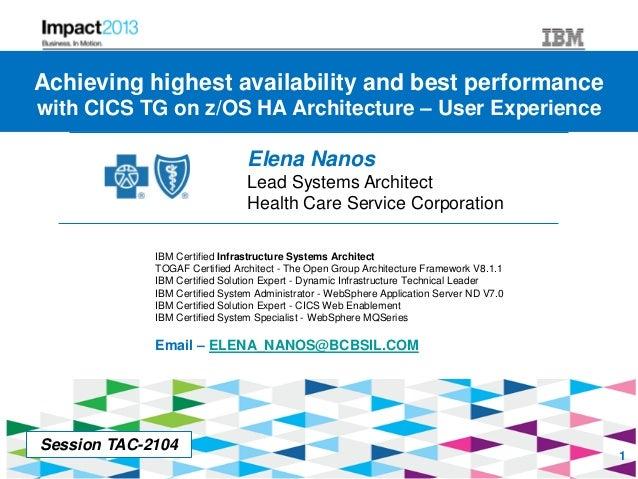 Ibm session tac 2104 - ctg presentation for impact 2013 final