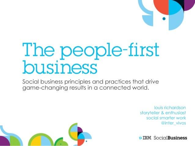 IBM Social POV - 2014