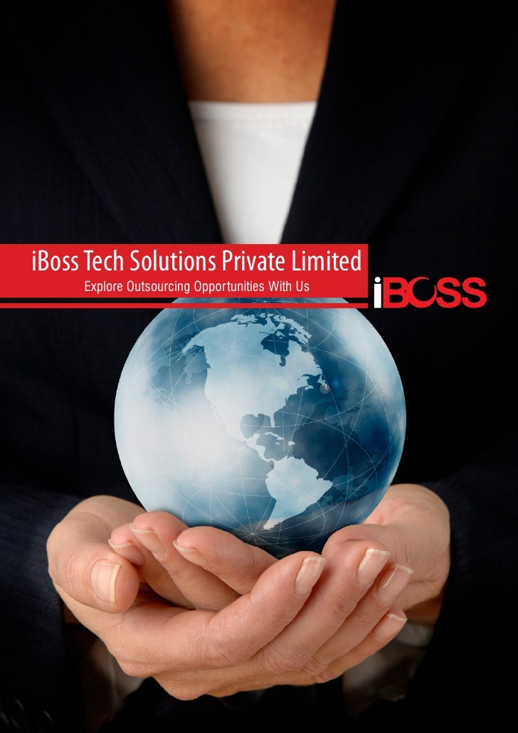 iBoss Web Brochure Presentation