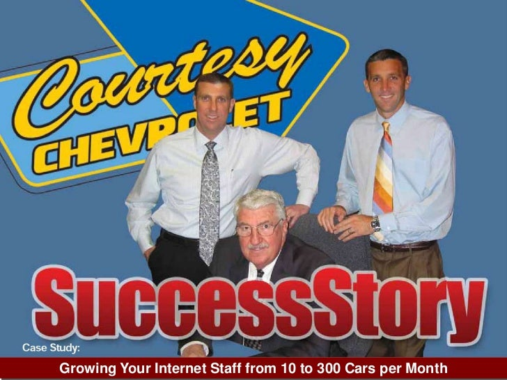 Internet Battle Plan - Growing Your BDC and Internet Sales Department in a Car Dealership