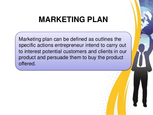 Business plan potential customers