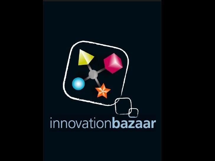 Innovation Bazaar 2010