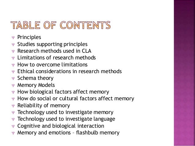 Ib psychology paper 3 notes